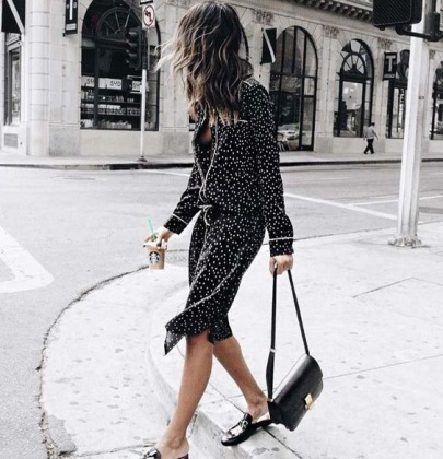 8 Polka Dot Dresses Perfect For All Seasons