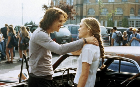Top Ten: Romantic Movies For Valentine's Day