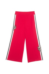 MILAN STITCH CROPPED TROUSERS, £188.34