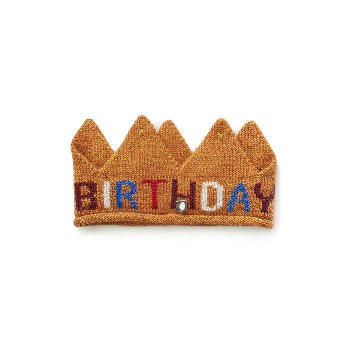 Gold Birthday Crown, $44 - Oeuf