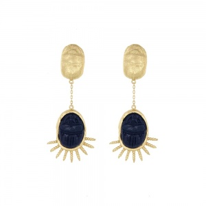 Khepri Radiance Earrings